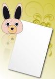 Rabbit sheet Stock Images