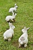 Rabbit statue Royalty Free Stock Photography