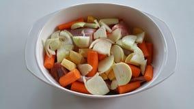 Rabbit stew Royalty Free Stock Photo