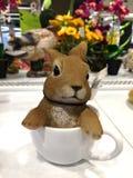 Rabbit Toy Royalty Free Stock Image