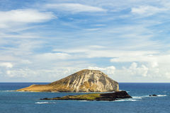 Rabbit and Turtle Islands Stock Image