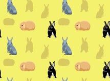 Rabbit Wallpaper 2 Stock Photography
