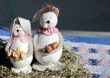 Rabbits Stock Images
