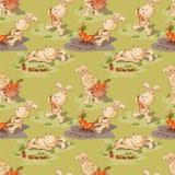 Rabbits Stock Photos