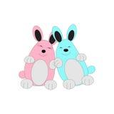 Rabbits Royalty Free Stock Image