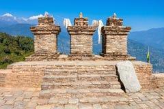 Rabdentse Ruins, Pelling Royalty Free Stock Photo