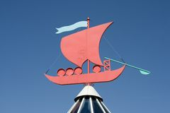 Rabelo Boat. Symbol of Oporto - Portugal Royalty Free Stock Photo