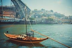 Rabelo Boat Stock Photo