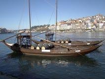 rabelo de bateau Image libre de droits