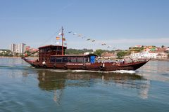 Rabelo ship Stock Images