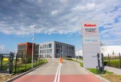 Raben Polska Royalty Free Stock Photos