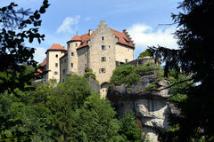 Rabenstein Castle Stock Photography