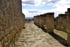 Rabes de ¡ de Ruinas à photographie stock libre de droits