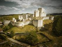 Rabi Castle Arkivfoto
