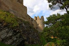 Rabi Castle Royalty Free Stock Photo