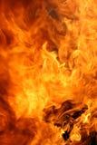 Rabia del fuego Imagen de archivo libre de regalías