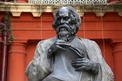Rabindranath Tagore image libre de droits