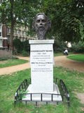 Rabindranath Tagore Stock Photography