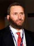 Rabino Shmuley Boteach Fotografía de archivo
