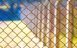 Rabitz mesh netting Stock Photography