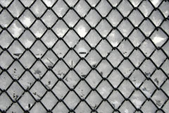 Rabitz Wire Lattice Royalty Free Stock Image