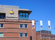Rabobank budynek biurowy obraz royalty free