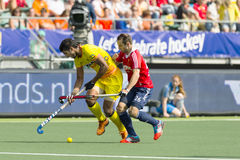 Rabobank World Cup Hockey Stock Images