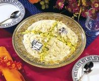 Rabri or Rabdi Stock Image