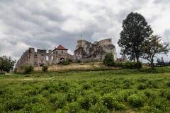 Rabsztyn Castle in Poland Stock Photography