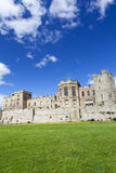 Raby Castle Stock Image