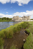 Raby Castle in County Durham. Royalty Free Stock Photo