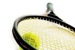 Racchetta di tennis Immagini Stock