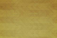 Raccolga la struttura del tessuto dell'oro, la superficie del lino del fondo del tessuto, campione della tela Fotografia Stock