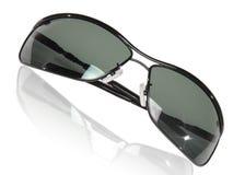 Raccolta degli occhiali da sole degli uomini di colore. Fotografie Stock Libere da Diritti