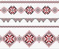 Raccolta degli ornamenti Fotografia Stock