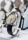 Raccolta degli orologi moderni Fotografie Stock Libere da Diritti