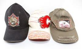 Raccolta dei berretti da baseball Immagine Stock Libera da Diritti