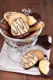 Raccolta dei biscotti Fotografia Stock Libera da Diritti