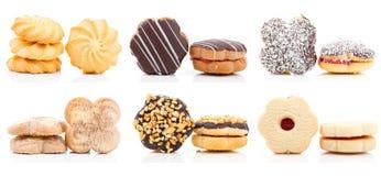 Raccolta dei biscotti Immagine Stock Libera da Diritti