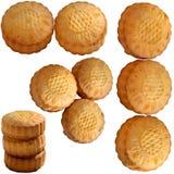 Raccolta dei biscotti Immagini Stock