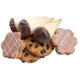 Raccolta dei biscotti Fotografie Stock Libere da Diritti