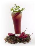Raccolta dei cocktail - bloody mary (decorazione ricca) Fotografie Stock Libere da Diritti