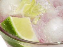 Raccolta dei cocktail - brezza dell'isola Fotografia Stock Libera da Diritti