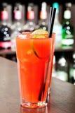 Raccolta dei cocktail - brezza di mare Fotografia Stock