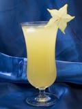 Raccolta dei cocktail - cocktail della carambola Immagini Stock