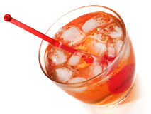 Raccolta dei cocktail - Corteggiare-corteggi Fotografia Stock