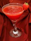 Raccolta dei cocktail - daiquiri di fragola Fotografia Stock Libera da Diritti