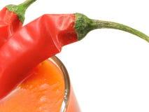 Raccolta dei cocktail - diavolo rosso Immagine Stock