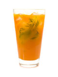 Raccolta dei cocktail - Ginger Splice Immagini Stock Libere da Diritti