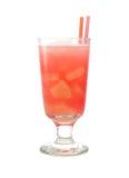 Raccolta dei cocktail - gonna di erba Immagine Stock